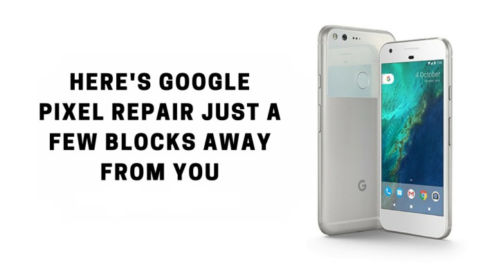 Google Pixel Repair Services