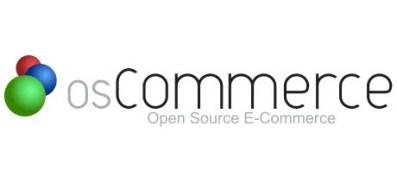 OS commerce website development