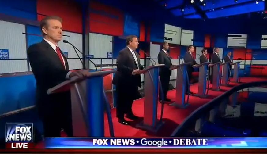Republican Debate Script Exposed: Marco Rubio, Ted Cruz, and Jeb Bush Reading AEI White Paper