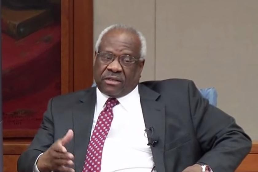 Clarence Thomas Finds N-Word Cannot Indicate Racial Prejudice in Supreme Court Dissent