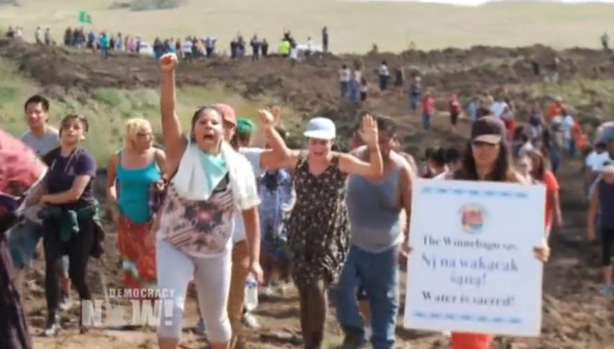 Stunning Reversal: Justice Department Requests Halt of Dakota Pipeline After Crazy Week