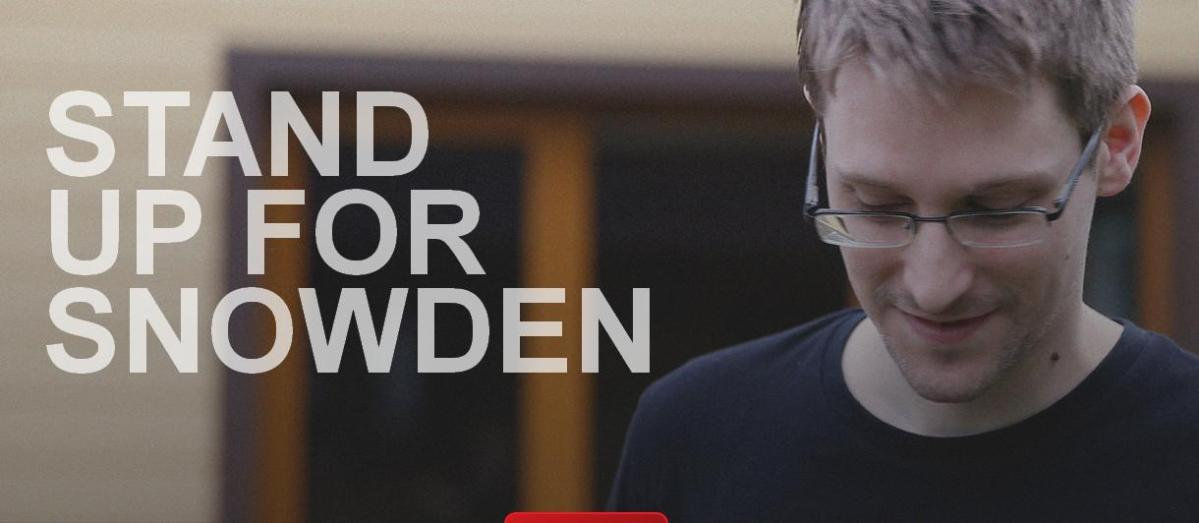 Stand up For Snowden, 1917 Espionage Act and the First Strike at Free Speech