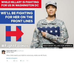great-memes-trending-hillary-clinton-front-lines