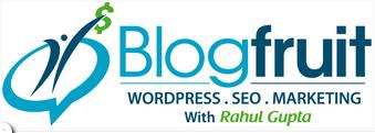 BlogFruit.com Logo
