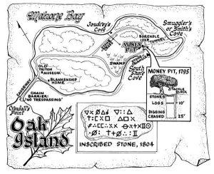 oak island money pit Image Gallery at Weblo