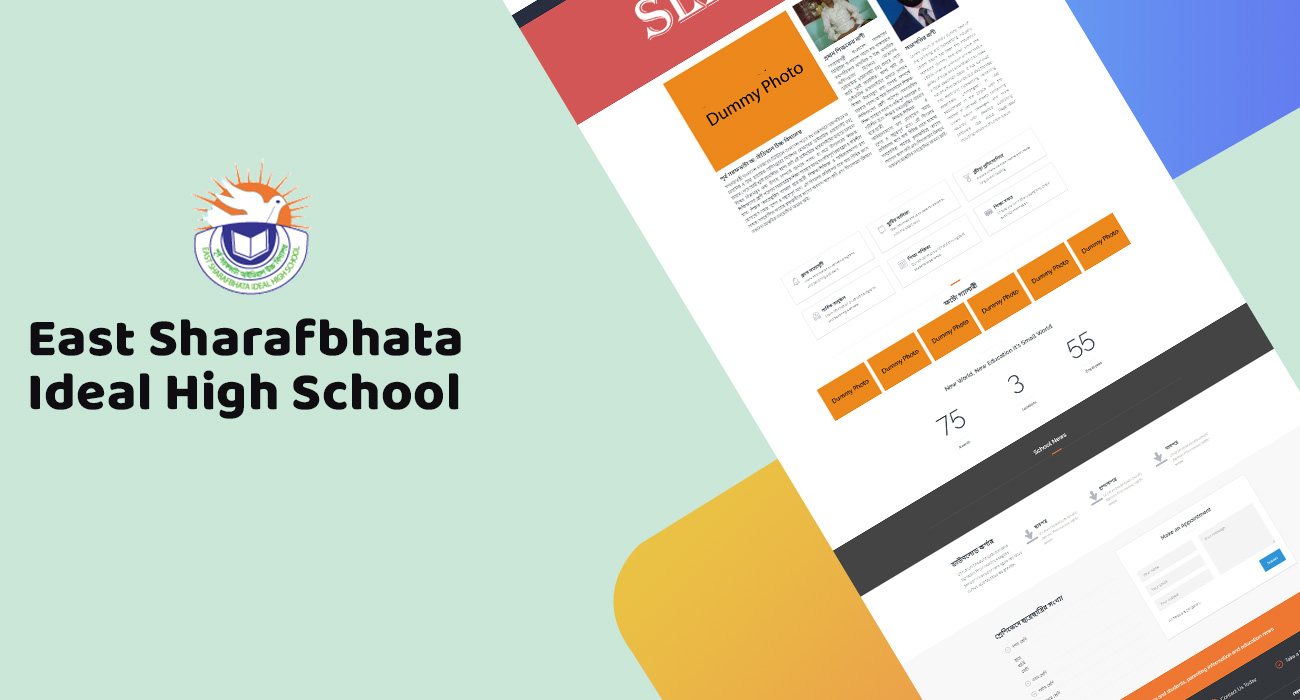 web mart it portfolio school college website