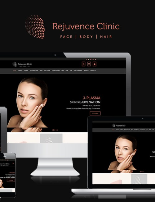 web mart it portfolio rejuvence clinic