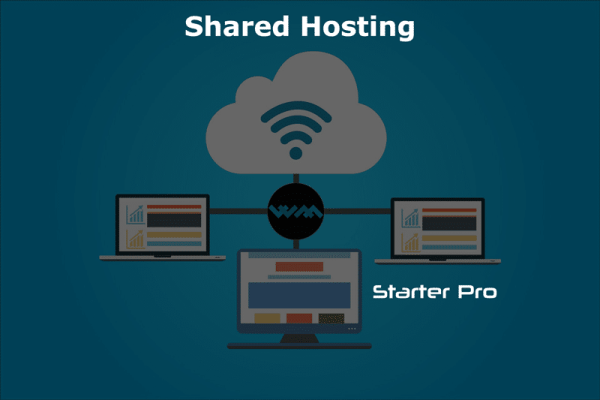 WM Host shared hosting starter pro