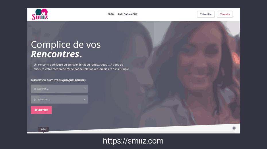 site de rencontre smiiz