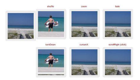 efeitos jquery slideshow malsup