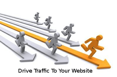 Drive Traffic To Website
