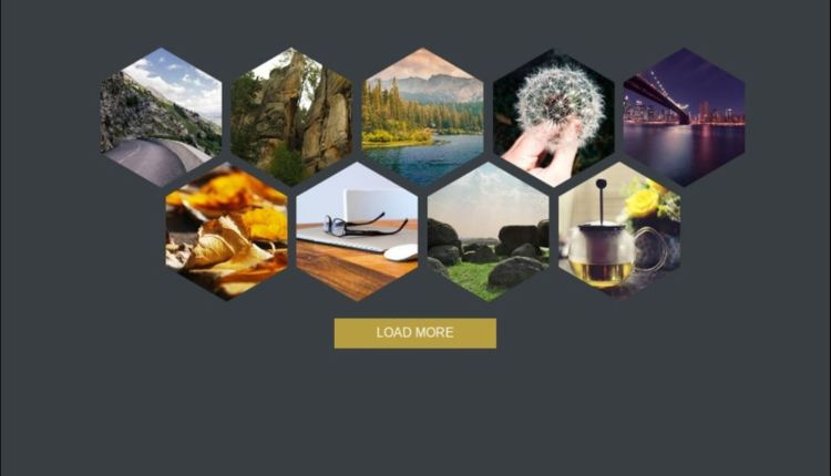 Polygon BootStrap Template