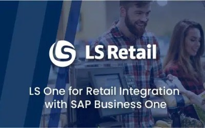 LS One for Retail Integration with SAP Business One
