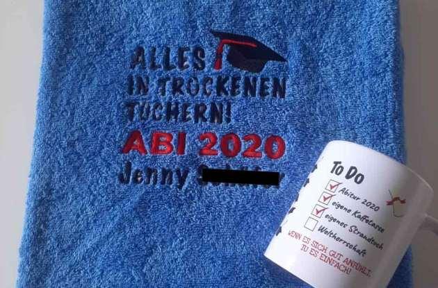 ABI-Abschluss-Geschenkidee
