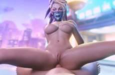 Akali enculée dans League of Legends hentai