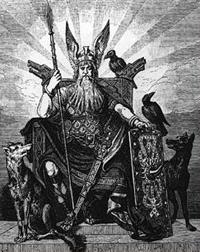 Odin. Mitología nórdica
