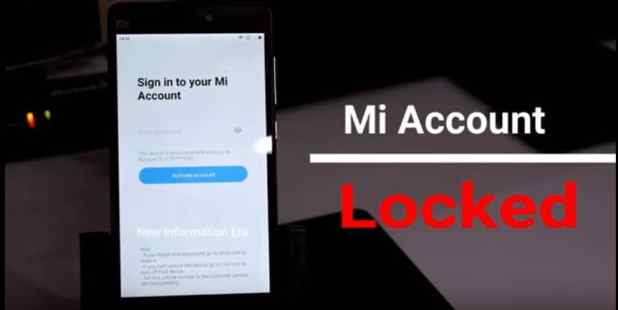 Cara Bypass Mi Cloud (Mi Account) Xiaomi MI4I