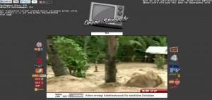 TV Übertragung im Browser