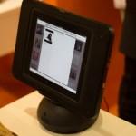 Lautsprecherdock für iPad