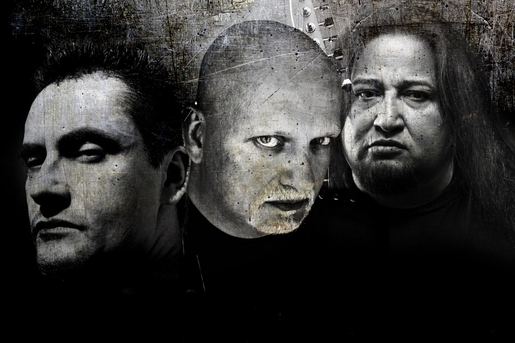 Klute Planet Fear New Industrial Supergroup Formed By Fear Factorys Dino Cazares Krupps Jurgen Engler And Claus Larsen Of Leaether Strip  E  A The