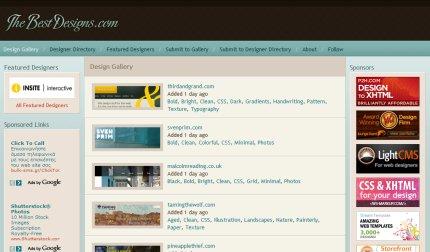 thebestdesigns homepage