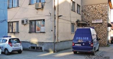 Приведен жител од Радолишта поради агресивно однесување кон полициски службеници