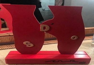"""Балетот при МОБ награден со """"Златна Оревокршачка"""" за 2017-та во Рим"""