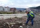 Се расчистуваше градска плажа