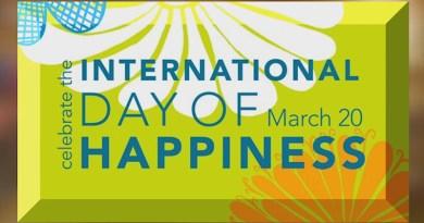 Меѓународен ден на среќата