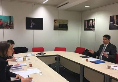 Во Брисел презентирани мерки и активности за подобрување на квалитетот на воздухот во Р. Македонија