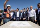 Премиерот Заев и министерот Николовски го означија почетокот на изградбата на браната ХС Конско