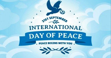 Меѓународен ден на мирот