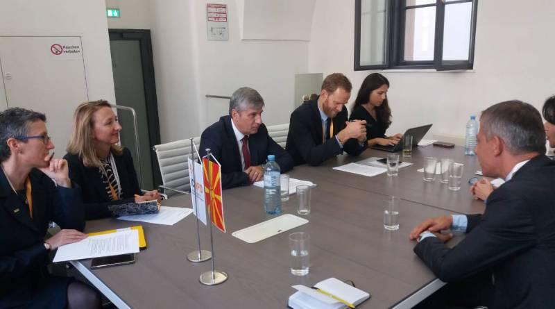 Македонија го презема претседателствувањето со ICMPD во декември