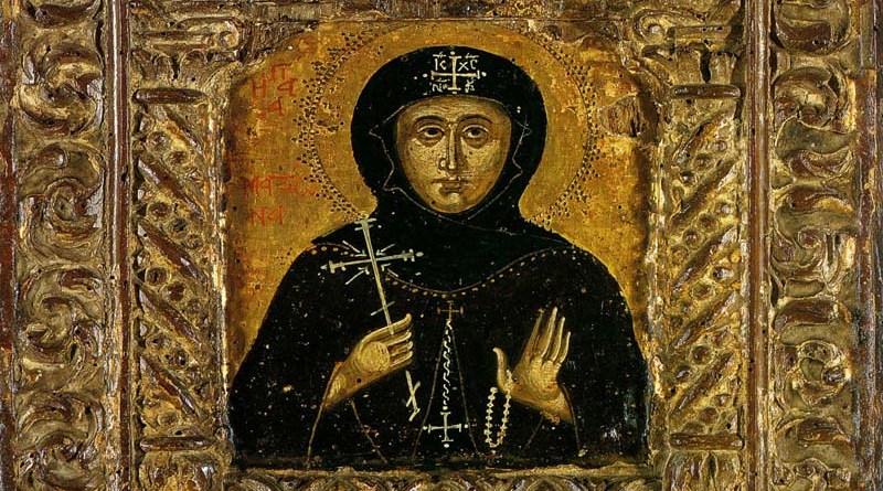 Преподобна Матрона Цариградска