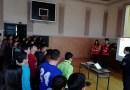 """СВР Охрид започна со едукативни предавања """"Биди sвезда не фрлај петарди"""""""