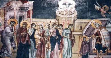 Воведение на Пресвета Богородица – Пречиста