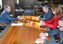 Протоколарна средба на градоначалникот Георгиески со бугарскиот амбасадор