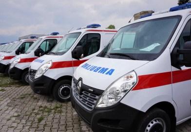 Побрзи и поквалитетни здравствени услуги за пациентите, капацитетот на Итната помош зајакнат со 12 нови возила