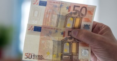 Во продажен објект во Охрид пуштиле во оптек фалисификувана банкнота од 50 евра
