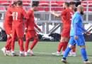 2-0 за Македонија на тестот против Работнички