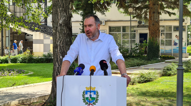 Градоначалникот Георгиески ги образложи деталите за ребалансот на буџетот на Општина Охрид
