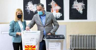 Георгиески: Охрид денеска уште еднаш покажа дека има капацитет за фер, демократски, професионални и европски избори