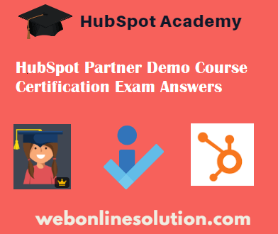 Partner Demo Course