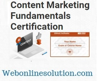 Content Marketing Fundamentals