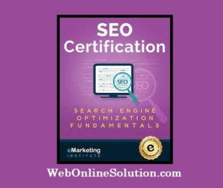 SEO Certification Answers