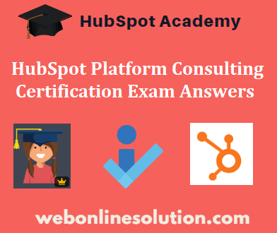 Platform Consulting Certification