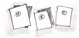 Methodologie Tri de cartes