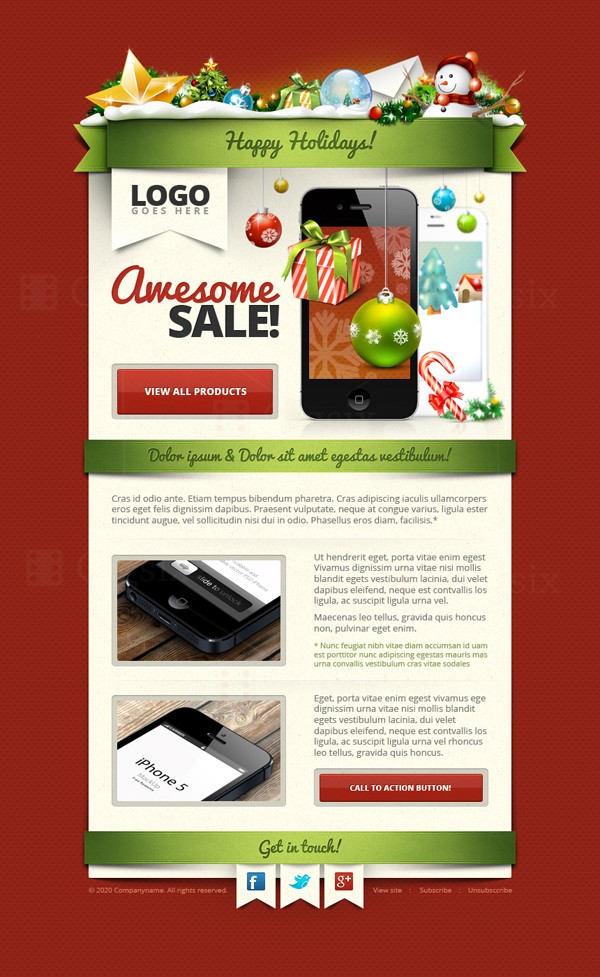 christmas_email_template