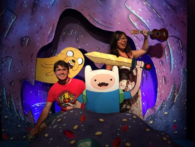 sdcc adventure time