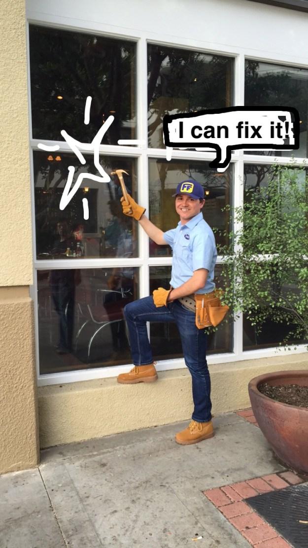 Fix-It Felix, Jr. at SDCC 2015